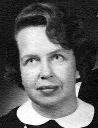 Doris Irene Specht