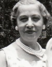 Fannie M Morris