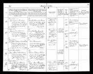 Denmark, Church Records, 1812-1918 Axel August Randrup & Edle Lydia Condordia Hansen