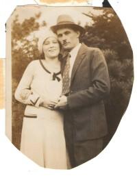 Alexandra and George